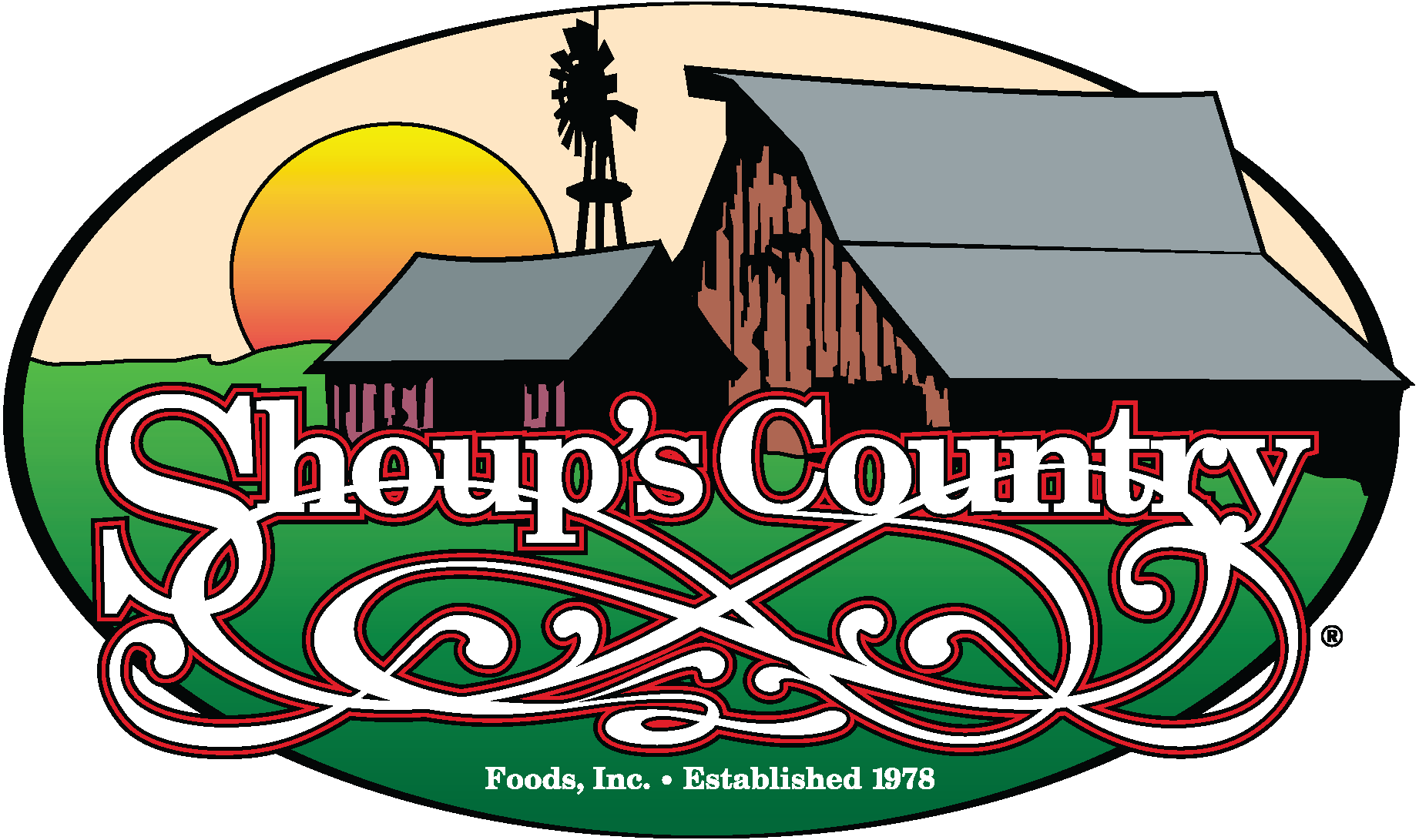 Shoups Country Logo