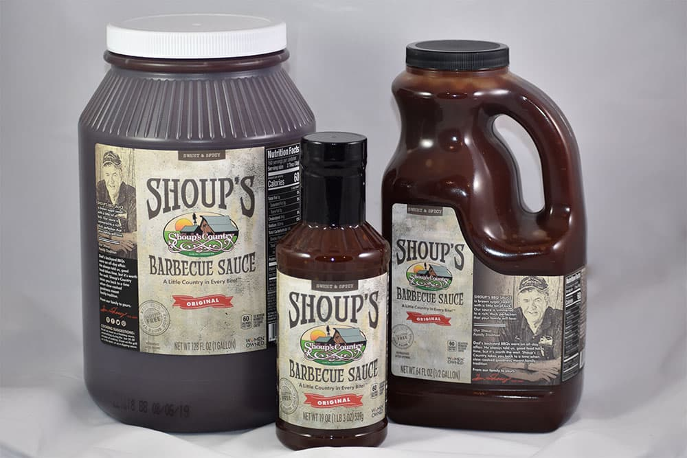 Shoup S Country Foods Shoup S Original Bbq Sauce